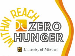 Within Reach Zero Hunger, University of Missouri
