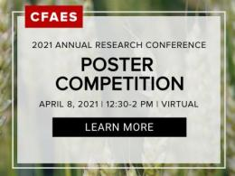 Poster competition, april 8 virtual